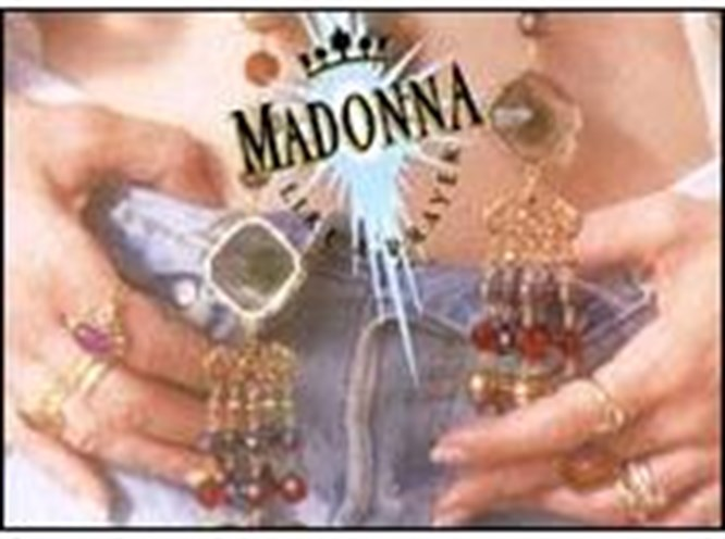 'Kuralları yıkan' Madonna